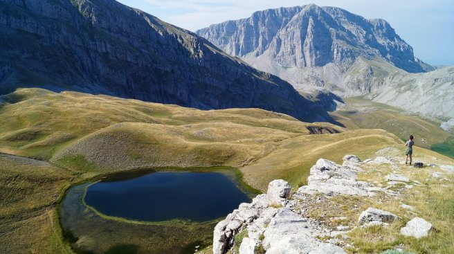 Dragon Lake of Mt. Tymfi (Jeroen M - Tripadvisor user)