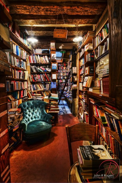 A Maze of Books (John R. Rogers)